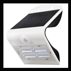 PROJECTEUR LED SOLAIRE 3,2W BLANC - 40067