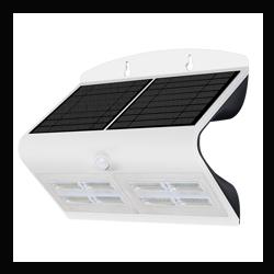 PROJECTEUR LED SOLAIRE 6,8W BLANC - 40068