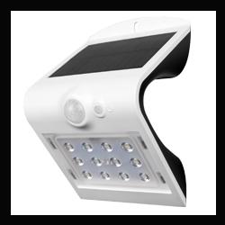 PROJECTEUR LED SOLAIRE 1,5W BLANC - 40069